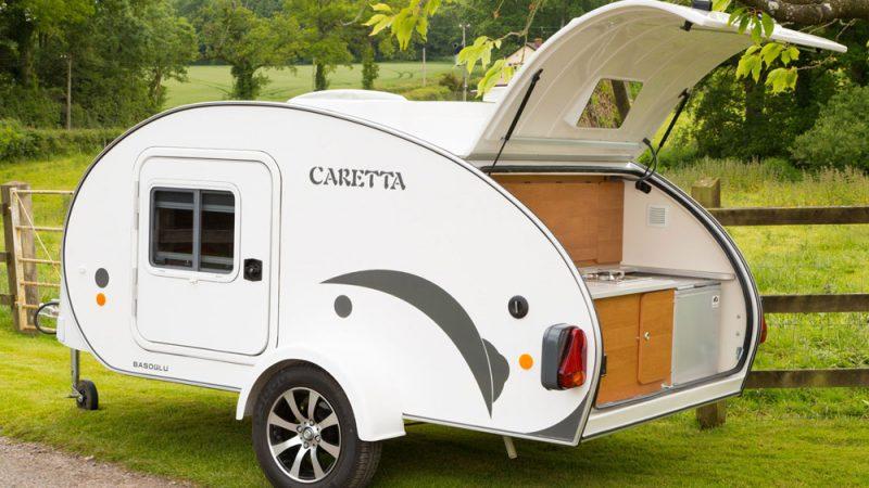 Minirulota perfectă, Caretta 1500!
