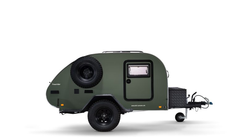 Bushcamp - green camo 002