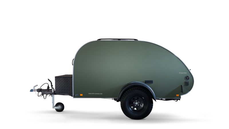 Bushcamp - green 007