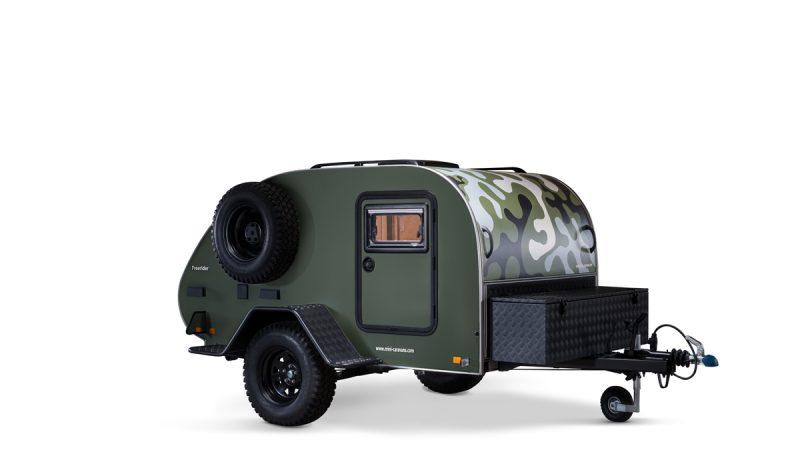 Bushcamp - green camo 001