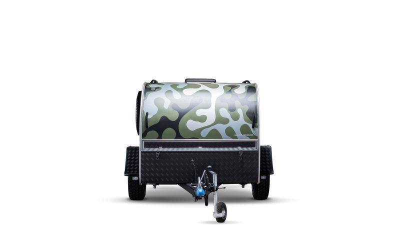 Bushcamp - green camo 003